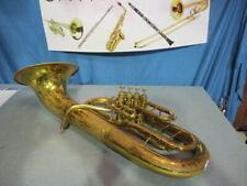 King 4 valve euphonium