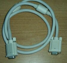 COMPUTER MONITOR CABLE 4 FT. USED GOOD