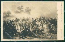 Militari Reggimentali 49º Reggimento Fanteria cartolina XF4986