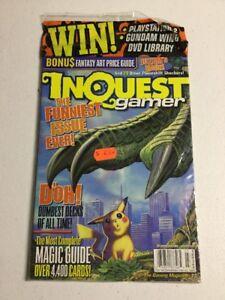 Inquest Gamer #71 MTG & CCG Price Guide Magazine