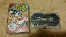 Yogi's Great Escape Video Game Cassette Commodore 64 C64/C128 💜💜💜 FREE POST