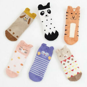 Baby Kid Toddlers Cotton Knee High Socks Tights Leg Warmer Stockings For Age 0-6
