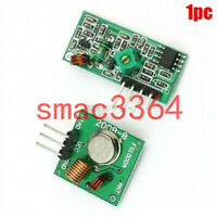 1Pcs Arm Mcu 315Mhz For Arduino Rf Transmitter And Receiver Link Kit New