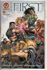 Crossgen Comics First #15 February 2002 NM-
