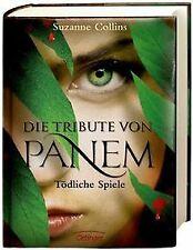 Die Tribute von Panem 1. Tödliche Spiele von Suzanne Col...   Buch   Zustand gut
