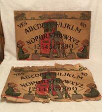 1940's Antique Ouija Board Rajah Far East Talking Board Vtg