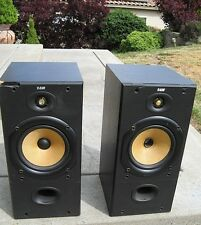Bowers & Wilkins B&W Speakers DM602 Needs Work