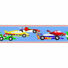 Superfresco Easy Kids Pit Stop Cars Multi Border