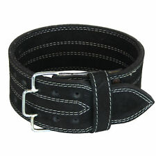 GENUINE LEATHER WEIGHT / POWER LIFTING BODYBUILDING BELT Small