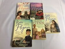 Katie Flynn Novels x5 - Heading Home, Christmas Wishes, Forgotten Dreams