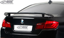 Rdx Heckspoiler BMW 5er berline f10 Heckflügel arrière spoiler ailes arrière wing