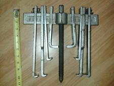 P&C 4011 Gear Hub Bearing Puller Jaw Tool Set