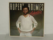RUPERT HOLMES LP Adventure 1980 MCA The Mask Blackjack O'Brien Girl SEALED