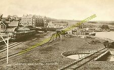 Padstow Railway Station Photo. Wadebridge Line. London & South Western Rly. (7)