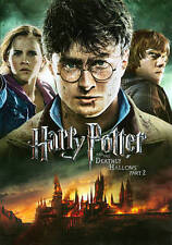 Harry Potter and the Deathly Hallows: Part II (DVD, 2011) - Brand NEW