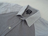 "ALEXANDER McQUEEN Mens Shirt 🌍 Size 50 (CHEST 42"") 🌎 RRP £295+ 📮 STRIPED"