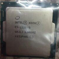 Intel Xeon E3 1225 v5 CPU, 4 x 3,3 GHz, Quadcore, Sockel 1151, 8 MB Cache, TOP!