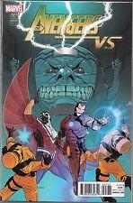 THE AVENGERS VS. #1 VARIANT COVER (NM-)