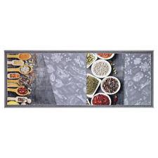 Olivo.shop - NEW SMILE Modern Spices, Tappeto corsia antiscivolo da cucina