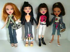 Bundle of Bratz Dolls - Funk N Glow / Funk Out / Wild Life Safari