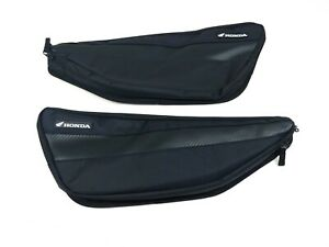 New Genuine Honda Lower Door Bags (Left + Right) 19-20 Talon 1000R/X/X-4 #L273