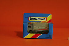 MATCHBOX - VOLVO CAMION CONTAINER TRUCK - MB20 - MINT IN SEALED UNPUNCHED BOX