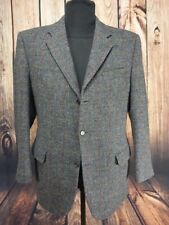 Harris Tweed Sakko, Jacket, Blazer, Gr. 27, Size L short arm   (HT809)