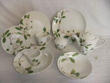 C4 Porcelain Queens Dining Sanderson Fine China - Sweet Bay - 4D4B