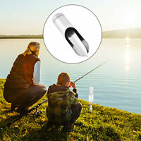Stainless Steel Fishing Pole Tackle Holder Fishing Rod Bracket Ground Holder