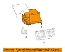 MERCEDES OEM 08-11 C300 GPS Navigation System-Display System Unit 2048205497