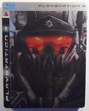 Killzone 2 Limited Edition Steelbook-completamente en OVP-Sony PlayStation 3 ps3