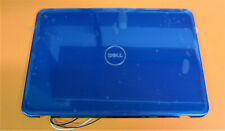 New Genuine Dell Inspiron 1120 M101Z Blue Chainlink LCD Back Cover Lid 6GKY8