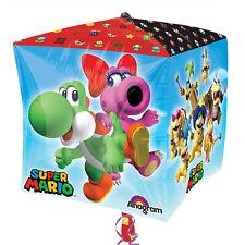 Super Mario Cubez Supershape Foil Balloon