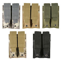 Outdoor Practical Camping Equipments 9MM Nylon 600D Tactical Molle Dual