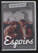 NEUF DVD ESPOIRS 1940 SOUS BLISTER CONSTANT REMY PIERRE LANGUEY JACQUELINE ROMAN