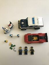 LEGO Set # 60007 City Police High Speed Chase