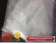 Embossed Vacuum Sealer Bags 30 X 40CM Long (100 BAGS ) Highest Quality Pouches