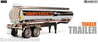 Tamiya 56333 Fuel Tanker Trailer Kit - for use with Tamiya 1:14 RC Truck Kits