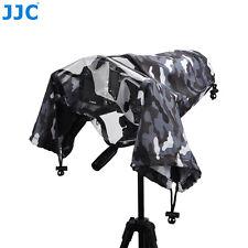 JJC Rainproof Cover Raincoat for Nikon Canon Sony Fujifilm Cameras Camouflage