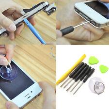 9 in 1 Universal Opening Pry Repair Screwdrivers Tools Kit For iPhone 5 6 HOT