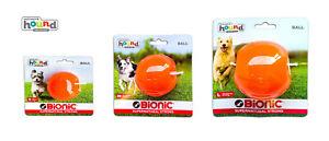 OUTWARD HOUND BIONIC URBAN BALL DOG PUPPY SUPER STRONG DOG TOY 3 SIZES