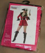 Halloween Women's Sexy Pirate Costume by California Costume—Size Small (6-8)