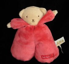 "Bunnies By The Bay Bao Bao Teddy Bear Plush Soft Toy Stuffed 6"" Hallmark"