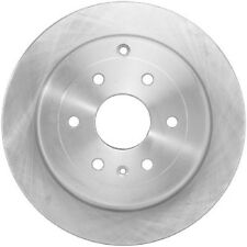 Disc Brake Rotor-Denali Rear Bendix PRT5749