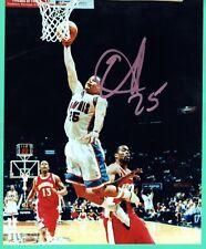 Earl Watson NBA Memphis Grizzlies Hand Signed Autograph 8x10 Photo