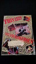 "THIN LIZZY "" JAILBREAK ""  (1978)   RARE ORIGINAL PRINT PROMO POSTER AD"