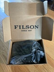 Filson Small Field Duffle Bag Tin Cloth Oil finish Spruce
