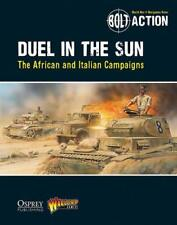 Warlord Games Bolt Action Duel in the Sun Kampagnenbuch (anglais) Ww2 World War