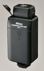 New UT-1WK Nikon OFFICIAL Communication Wireless kit UT-1 & WT-5 From Japan
