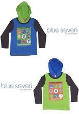 Jungen-T-Shirts mit Kapuze